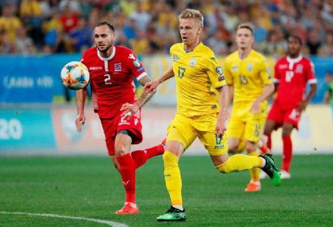 Prediksi skor Euro Swedia vs Ukraina Babak 16 Besar