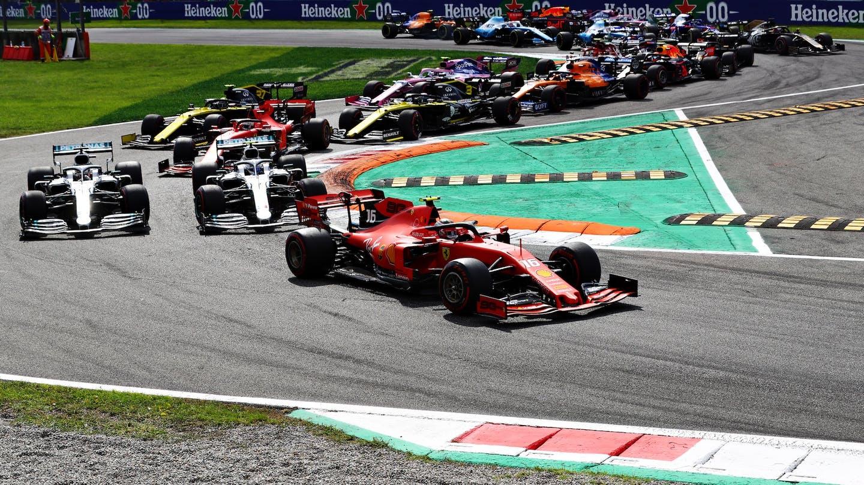 Jadwal F1 2021 di Silverstone British GP