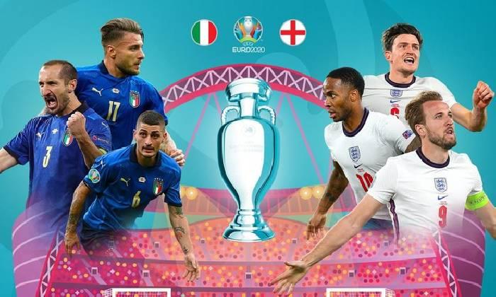 Prediksi skor Euro Italia vs Inggris